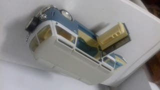 Autocaravana juguete