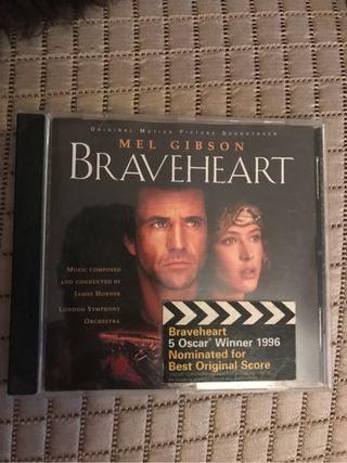CD BSO BRAVEHEART