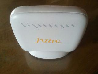 Router de Jazztel