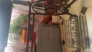 base de maquina coser Sigma