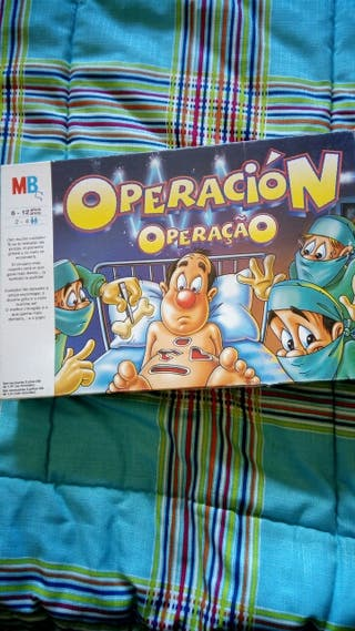 JUEGO DE OPERACION,DE MB