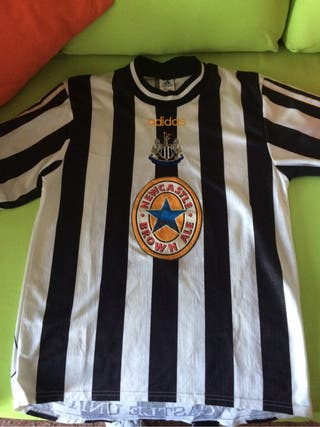 Camiseta fútbol Newcastle