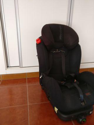 silla de auto