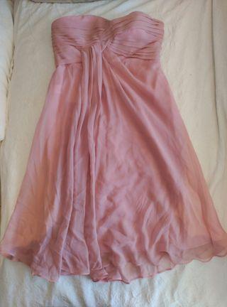 Vestido de seda talla 38 de Purificacion Garcia