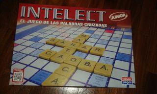 juego intelect palabras cruzadas