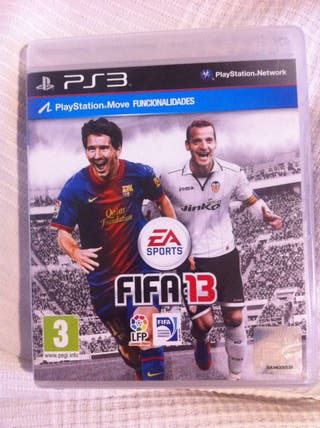 FIFA 13. PS3