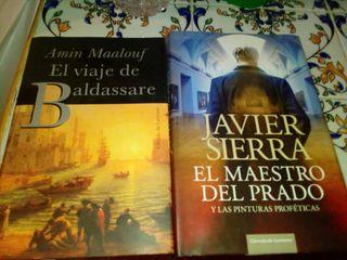 libro, el viaje de Baldassare