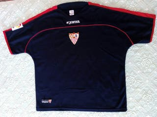 segunda equipacion Sevilla FC modelos