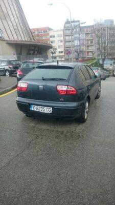 SEAT Leon 2003 fr turbo gasolina 180cv
