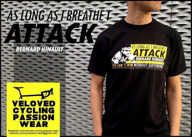 Camiseta NUEVA - B. HINAULT