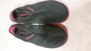 bambas neopreno decathlon