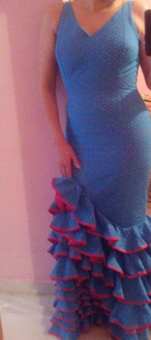Traje de gitana/Vestido de gitana