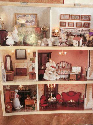 se vende casa de muñecas sin terminar