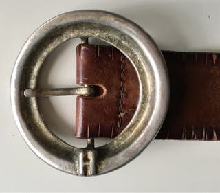 Cinturon Cuero Frederic Homs