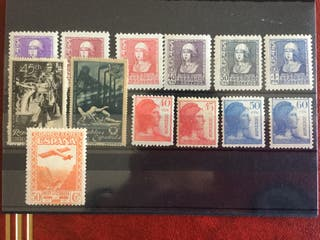 Varios sellos