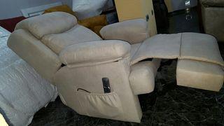 sillon relax motorizado electrico