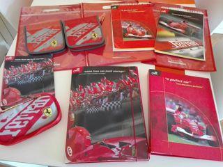 Lote productos Ferrari oficial