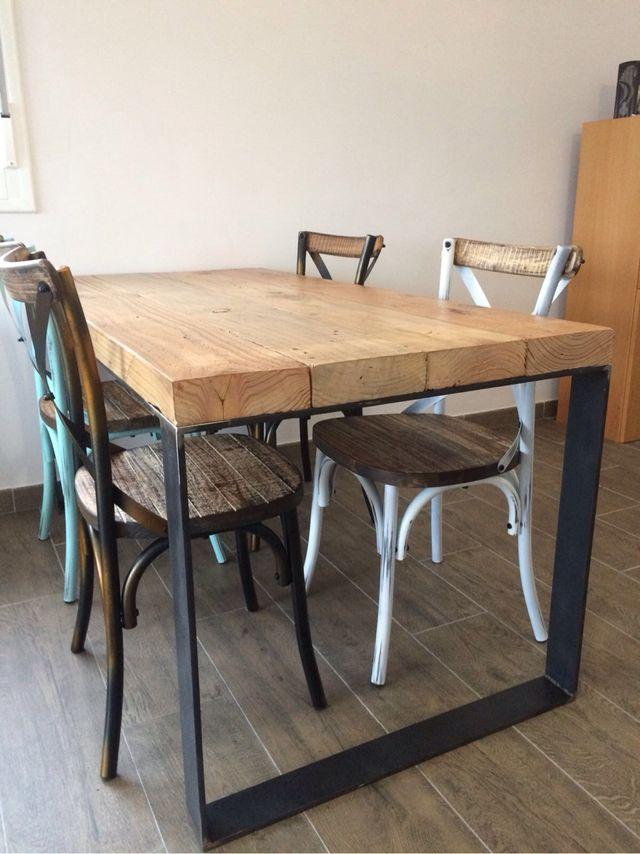 mesas industriales a medida de segunda mano por 600 en On mesas industriales vintage