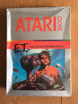 ET Extraterrestre ATARI 2600