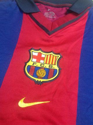 Camiseta F.C. Barcelona