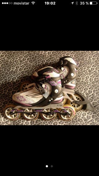 Patines linea rollerblade