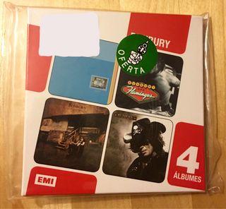 BUNBURY-4 ALBUMES(4cds)-PRECINTADOS.