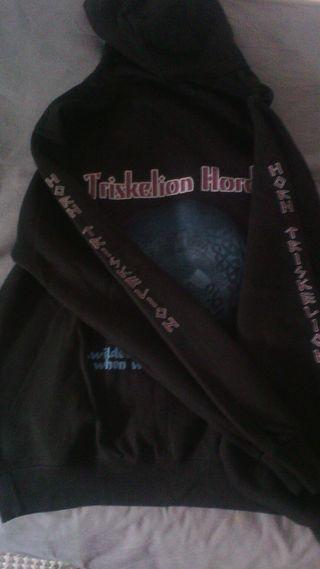 Gwydion hoodie viking folk black metal Talla M
