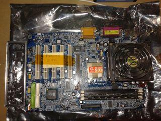 Placa base Pentium 4 2ghz