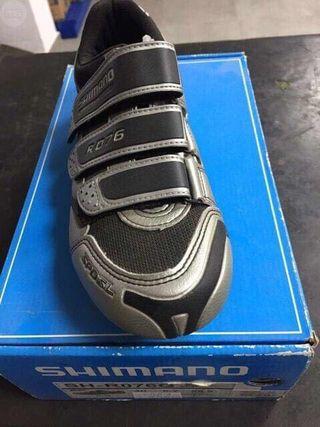 Zapatillas carretera shimano