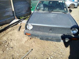 Volkswagen Polo 1989 despiece