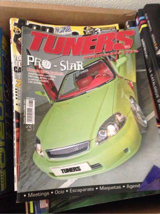 150 Revistas maxi tuning, gti