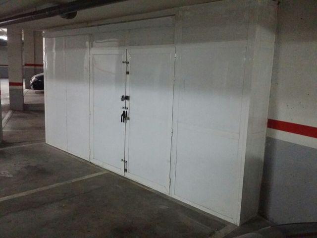 Armario trastero de aluminio usado urge venta de segunda mano por 400 en alcal de henares en - Armarios para trasteros ...