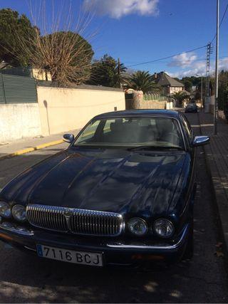 Jaguar Daimler Súper V8