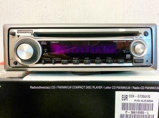 Radio CD.
