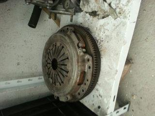 Volante de inercia Fiat uno turbo