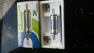 Ahorrador de combustible demac motor