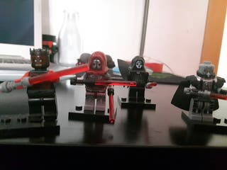 Coleccion lords sith