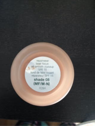 Clinique maquillaje SPF 15