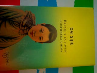 Libro lectura. BALZAC Y LA JOVEN COSTURERA CHINA