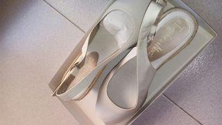 zapatos novia, alpargata nuevas