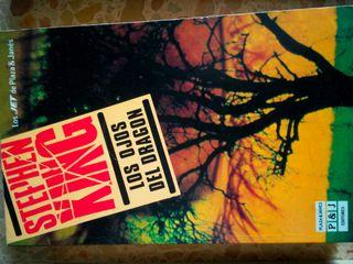 Libro lectura. LOS OJOS DEL DRAGON