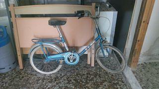 Bicicleta BH infantil