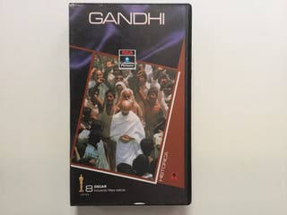 Ghandi - Video VHS