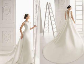 vestido novia aire 2016