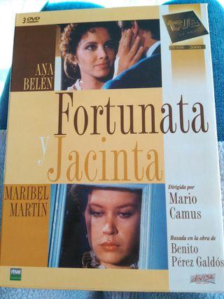 Serie Fortunata y Jacinta
