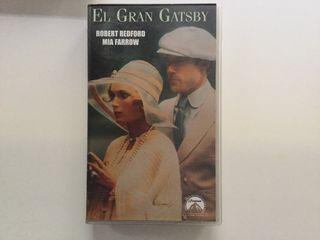 El Gran Gatsby - Video VHS
