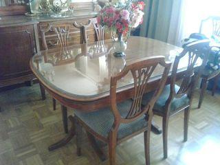 Muebles comedor años 50