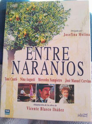 Serie Entre Naranjos