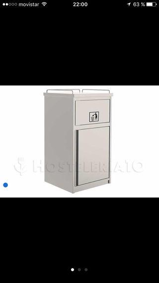 Container Inox para bandejas