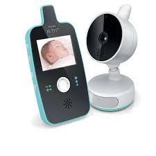 Philips Avent - Vigila Bebés con Cámara Digital -